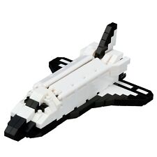 NANOBLOCK NBH.128 - SPACE SHUTTLE ORBITER - SIGHTS TO SEE SERIES 370 Pcs - NEW
