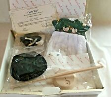 The Shirley Temple Dress Up Doll Curly Top Outfit New In Box Danbury Mint