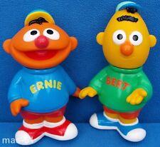 Ernie + Bert sésame segment personnage Henson 1993 sesame street Kid dimension poupée