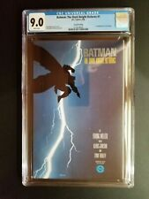 (2nd Print, 1986) BATMAN: The DARK KNIGHT RETURNS #1  CGC Graded 9.0 White Pages