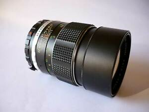 Objektiv Auto Miranda EC 1:2.8 f=135mm, guter Zustand