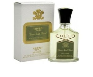 Green Irish Tweed by Creed Cologne for Men 2.5 OZ