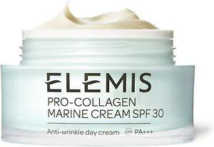 Elemis Pro-Collagen Marine Cream SPF30 Anti-Wrinkle Day cream  50ml Ultra-light