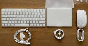 Apple Bundle - **NEW** Apple Magic Keyboard, Magic TrackPad 2, and Magic Mouse 2