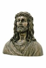 Jesus Christ Bust  Figure Sculpture Statue - GIFT BOXED