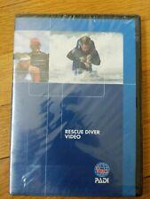 Padi Rescue Diver Dvd - Vetsion 1.01 70853 - New