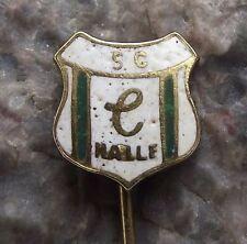 Antique SC Sport Club Halle East German Football Soccer Team Pin Badge
