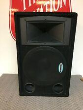 Samson Resound Pa Speaker Model Rs12M