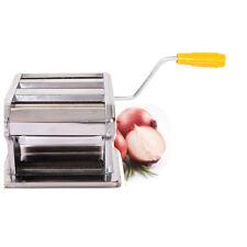 "150mm 6"" Pasta Maker & Roller Machine Noodle Spaghetti Maker Fettuccine Maker"