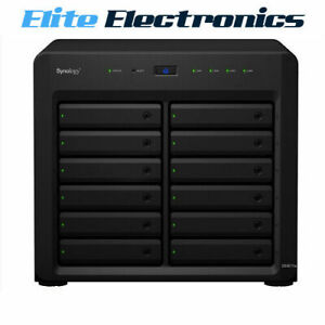 SYNOLOGY DS3617XS DISKSTATION INTEL XEON QUAD CORE 2.2GHZ 16GB 12-BAY NAS SERVER