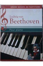 Flödl - Grand recueil de partitions Beethoven pour piano