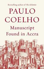 Manuscript Found in Accra by Paulo Coelho (2013, Paperback)