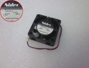 New nidec 4015 D04R-24TM 24V 0.06A 4CM Mute Inverter Cooling fan