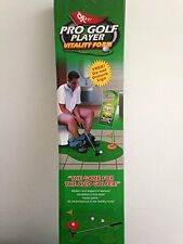 JL Golf per WC Mini Set Divertente insensata Putter TRAINER Divertente Novità Regalo Natale