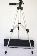 "Pro 50"" Video Tripod With Case For JVC Enviro GZ-E100 GZ-VX700 GZ-V500 GZ-EX250"