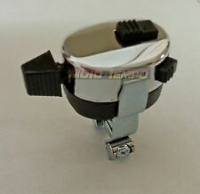 Universal Moto Cromo interruptor de engranaje (Dip n cabeza cuerno o girar n Start)