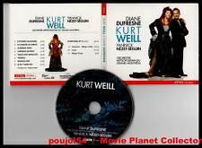 "DIANE DUFRESNE ""Kurt Weill"" (CD Digipack) Y.Nézet-Séguin 2005"