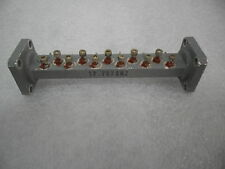 Ghz Microwave Rf Waveguide Filter Wr42 Wr42 17782 Ghz A9542 2910114 Xx
