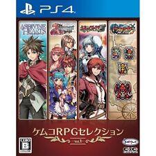 Kemco RPG Selection Vol. 1 SONY PS4 PLAYSTATION 4 JAPANESE VERSION