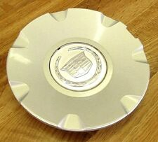 CADILLAC WHEEL CENTER CAP FOR SILVER PAINTED WHEELS 04-07 CTS; 05-08 STS LOT A