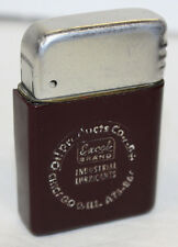 Vintage Lighter - Excel Brand Oil Products - Chicago Illinois - Storm Master ?