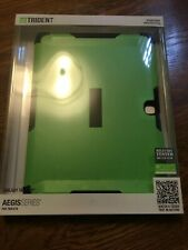 Trident Aegis Series Case for Samsung Galaxy Tab 4 -Retail Packaging-Green