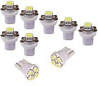 Weiße LED Tacho Lampe Beleuchtung Mercedes ML C KLasse W163 W202 UMBAU SET weiss