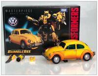Transformers toy Takara Masterpiece MPM-07 Bumblebee Movie Series 6 New instock