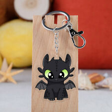 Anime How To Train Your dragon Toothless Dragon Key Chains/Tags Children Toy New