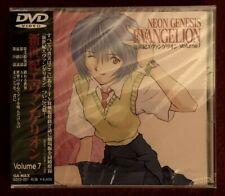 Neon Genesis Evangelion Volume 7: Episodes 25-26 DVD 1995.