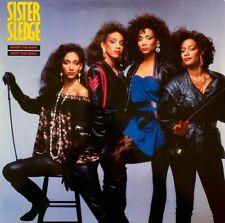 Sister Sledge - When The Boys Meet The Girls (LP) (G-VG/G-VG)