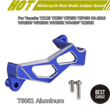 Motorcycle Rear Brake Caliper Guard Mount For Yamaha YZ125 YZ250 YZF250 450 WR