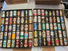 80 foreign Beer can collection restaurant bar display Germany Japan Mexico Asia