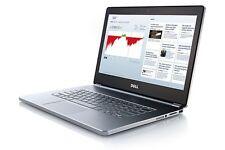 Dell Inspiron 7437 i7-4500U 8GB 256SSD Win 8 Silver Aluminum & Touchscreen LED