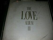 Various Artists : The Love Album III (2CDs) (1996)