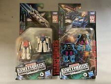 Transformers EARTHRISE MICROMASTER WFC-E16 ASTRO SQUAD WFC-E40 Battle Squad