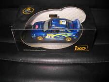 1/43 IXO WRC Subaru Impreza WRX 2001 Rally Zealand Winner Burns Reid Ram037