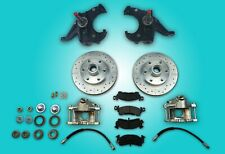 "Chevrolet gmc chevy c10 truck disc brake conversion 6 lug 2.5"" drop spindles"