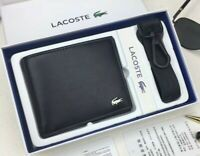Lacoste Wallet Leather men's