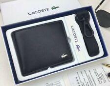 Lacoste Wallet Leather men's