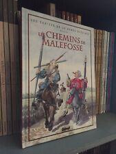 Les Cahiers de la BD Tome 3 : Les Chemins de Malefosse - BD