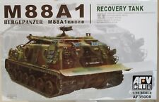 AFV Club 1/35th Scale M88A1 Bergepanzer Recovery Tank Kit No. AF35008