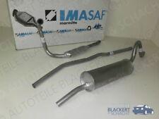 IMASAF Auspuffanlage komplett Talbot Simca 1300 + 1500 + Break 1963-1968