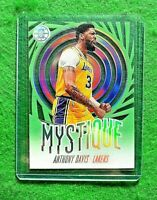ANTHONY DAVIS MYSTIQUE GREEN ILLUSIONS CARD LAKERS 2019-20 ILLUSIONS BASKETBALL