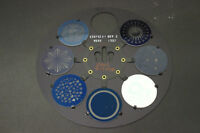 High End Systems Cyberlight CL Static Gobo Wheel with Lithos part #80200010LP
