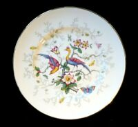Beautiful Coalport Cairo Peacock Multi Colour Bread Plate