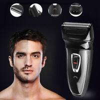 Rechargeable Electric Shaver Trimmer Groomer Razor Beard Shaving Machine 220V