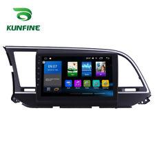 Android 6.0 Quad Core Car DVD Stereo Player GPS Navigation For Hyundai Elantra