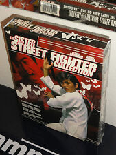 The Sister Street Fighter Collection (4-DVDS) Sonny Chiba, Etsuko Shihomi, NEW!