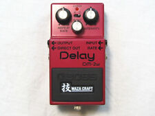 Used Boss DM-2W Waza Craft Analog Delay Pedal